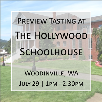 Preview Tasting at the Hollywood Schoolhouse @ 1pm