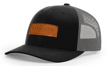 Team Fidelitas Hat (Black)